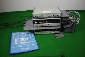 Radiometer Copenhagen ABU 80 Autoburette System, TTT 80 Titrator, PHM82 pH Meter