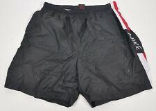 Vintage Men's NIKE Black Tag Nylon Shorts Size XL Mesh Swim shorts drawstring