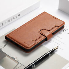For Samsung Galaxy S9 Plus S8 Case Deluxe Flip Leather Magnet Wallet Stand Cover