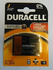 LOT de 5 Pile batterie 4LR61 ALCALINE 6V 1412AP KJ Type 7K67 4AM6  battery