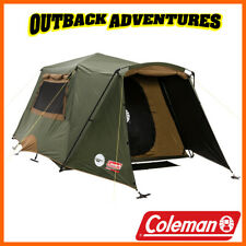 COLEMAN INSTANT UP 6P NORTHSTAR LIGHTED DARK ROOM 6 PERSON TENT NEW MODEL