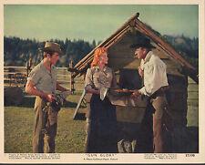 Gun Glory 1957 8x10 movie photo (mini lobby card) #9
