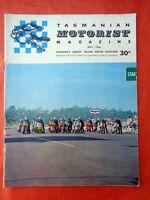 TMM Tasmanian Motorist Magazine Barry Lake May 1966 Mini Cooper S