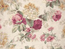 Richloom Rose Floral Pattern BLOSSOM Home Decor Cotton Jacquard Drapery Fabric