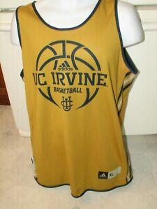 UCI Anteaters men's Basketball team jersey University California Irvine  XL Zwei