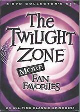 The Twilight Zone: More Fan Favorites, Acceptable DVD, Lee Van Cleef, Lee Marvin
