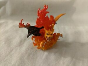 """Pokemon Official Red & Blue EX Collection Charizard Figure 2.5"""" 2016"""