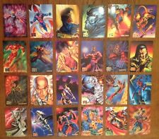 1995 Marvel Masterpieces Base Cards! You Pick Any Card For $2! Free Shipping