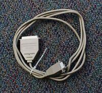 Apple Serial Cable DB-9 to DB-25 128K 512K + Image & Laser Writer Printer 6 ft