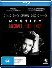 MYSTIFY :MICHAEL HUTCHENCE  -  Blu Ray - Sealed Region free