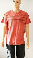 Vintage ROCHA JOHN ROCHA T-Shirt Men's Chest 45/46in Cotton Used Stylish Great