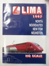 LIMA - CATALOGO novita' 1997  - HO FS