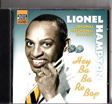 Lionel Hampton- Hey Ba Ba Re Bop: CD (Original Recordings 1941-1951) Naxos Jazz