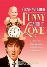 FUNNY ABOUT LOVE Gene Widler, Christine Lahti DVD NEW