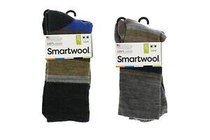 Smartwool 250642 Womens Saturnsphere Crew Socks Set Of 2 Multi Size Medium