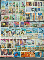 Topcial Complete Sets collection Grenada 15 Complete CTO Sets $30+ Retail Value