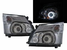 Dutro MK2 2011-present Truck 2D CCFL Projector Headlight Chrome for HINO RHD