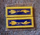 Civil CSA South Confederate Uniform Officer Engineer Corps War Boards Straps DOD