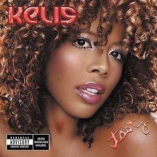 KELIS - Tasty [PA] (CD 2003)