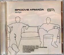 """Groove Armada - Vertigo (CD 1999) Features """"I See You Baby"""""""