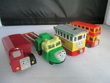 Thomas Take Along Trains; BULGY, BERTIE, SODOR TRAMWAYS, MADGE