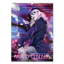 Madonna 2021 Wall Calendar A3 NEW