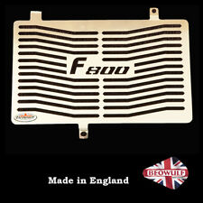 BMW F800 ST (06-13) Beowulf Stainless Steel Radiator Guard - Made in UK - B008