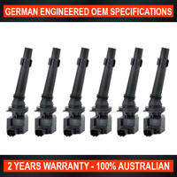 6-Pack Ignition Coil for Ford Falcon FG XR6 4.0L Turbo EcoLPI Territory SZ 4.0L