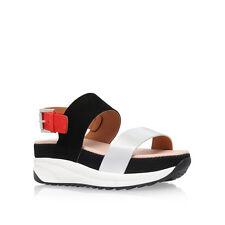 *BARGAIN* BNIB KG Kurt Geiger NEUTRON Red Trendy Sandals Shoes Size 6/39 RRP £99