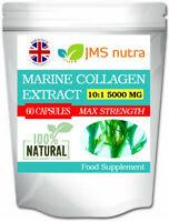 Marine Collagen 10:1 5000mg Anti-Ageing Skin Hair Nails Pills