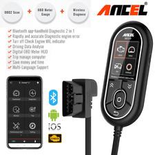 ANCEL OBD2 Scanner Code Reader Car Digital Gauge Bluetooth Diagnostic Tool BD310