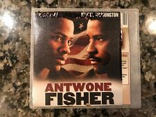 Antwone Fisher Dvd! 2002 Drama! Also See Fences & The Hurricane