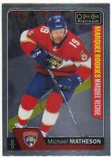 2016-17 O-Pee-Chee Platinum Marquee Rookies RC #153 Michael Matheson Panthers