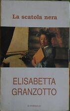 La scatola nera - Elisabetta Granzotto,  1989,  Il Ventaglio