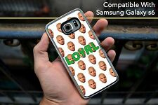 Chris Brown Loyal Hard Case Fits Samsung Galaxy S6