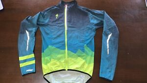 Specialized SL Pro Deflect Jacket. Prism. Mens Small