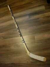 VINTAGE GAME USED MARCEL DIONNE LA KINGS CCM  HOCKEY STICK AUTOGRAPHED PERFECT