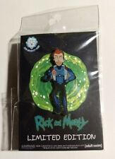 Rick & Morty Vance 2018 NYCC Limited Edition Collectible Lapel Pin