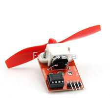 5V L9110 Fan Motor Module Fan Propeller Firefighting Robot For Arduino DIY