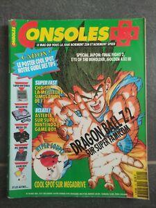 Consoles plus magazine n°20 mai 1993