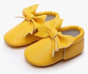 Yellow Moccasins