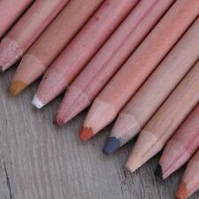 12PCS Professional Soft Pastel Pencils Wood Skin Tint Pastel Colored Pencil NT5C