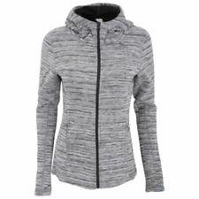 Manteaux et vestes gris à capuche pour femme