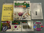 Marble Drop/full Tilt Pinball Pc Computer Maxis Video Game Complete In Big Box!