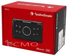 ROCKFORD FOSGATE PMX-0 SMALL BLUETOOTH MARINE DIGITAL MEDIA RECEIVER NEW