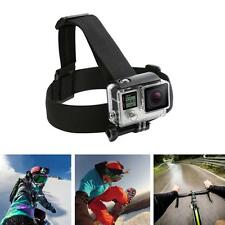 GoPro Camera Head Strap Sabrent Mount Holder Compatible with All GoPro Cameras」X