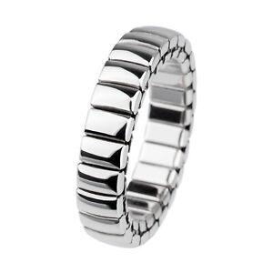Ernstes Design Ring R312 edvita Edelstahl Flexring 5 mm