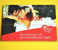 Nederland - Pays-Bas - 2006 bu.(Huwelijksset)