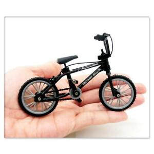 Retro Mini Finger BMX Bicycle Assembly Bike Model Toys Gadgets Kids Gifts Newly
