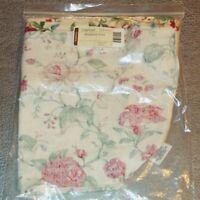 Longaberger Heirloom Floral WEEKEND TOTE Zipper Basket Liner ~ Brand New in Bag!